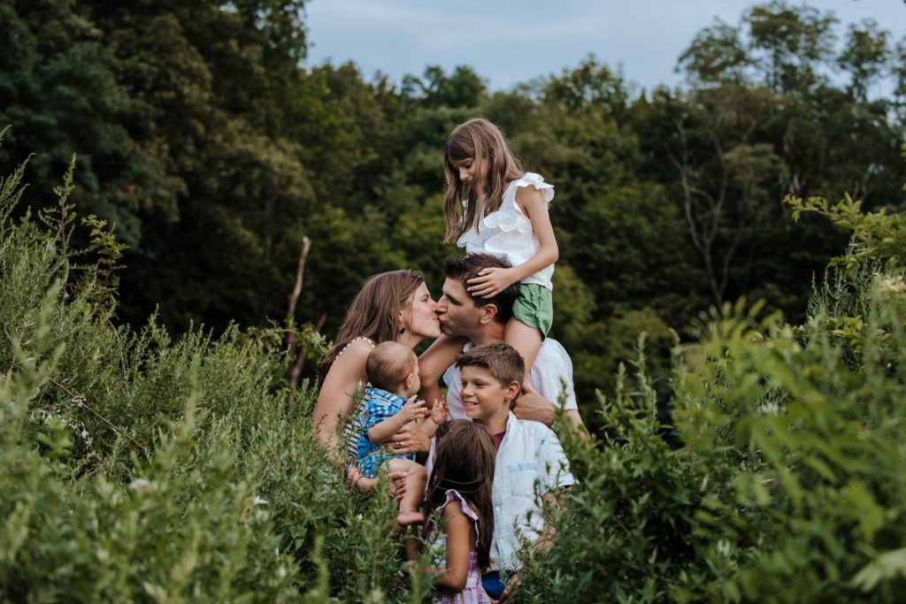 Outdoor Family photos